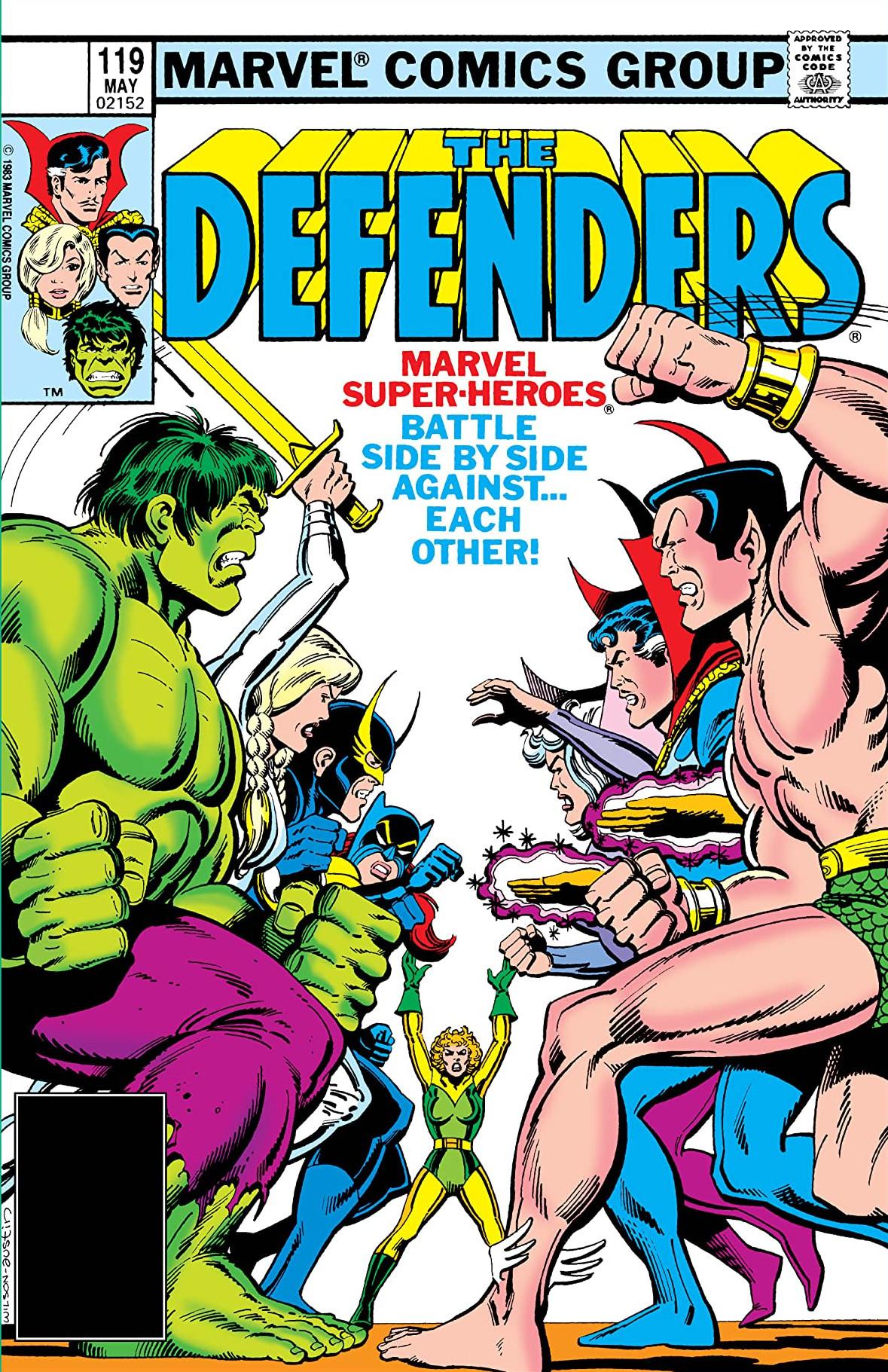 Defenders Vol 1 119