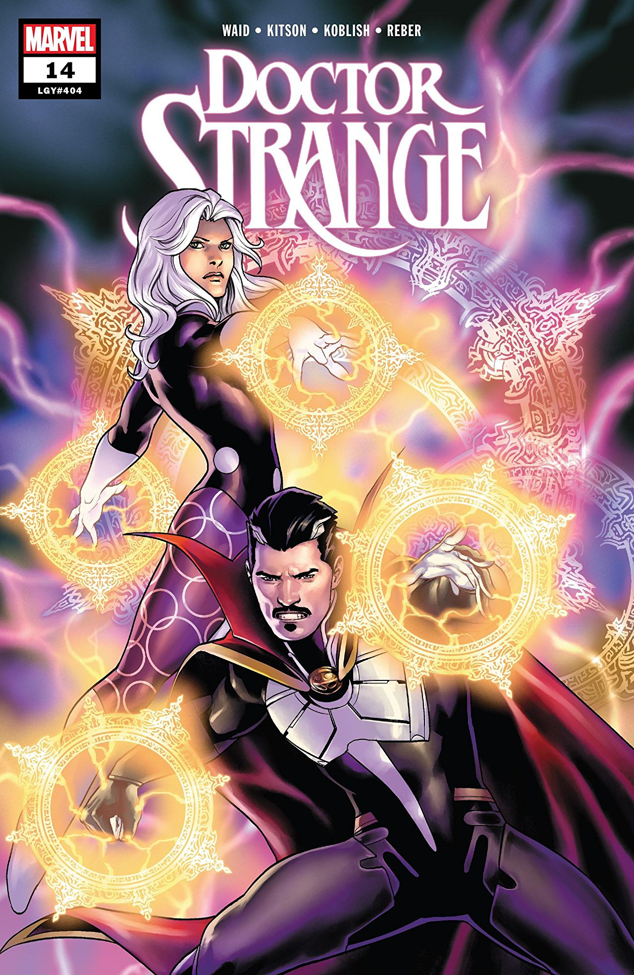 Doctor Strange Vol 5 14
