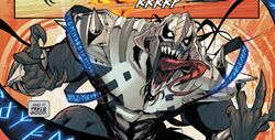 Edward Brock (Earth-616) and Venom (Dreamstone Simulacrum) from Venom Vol 4 15 002.jpg