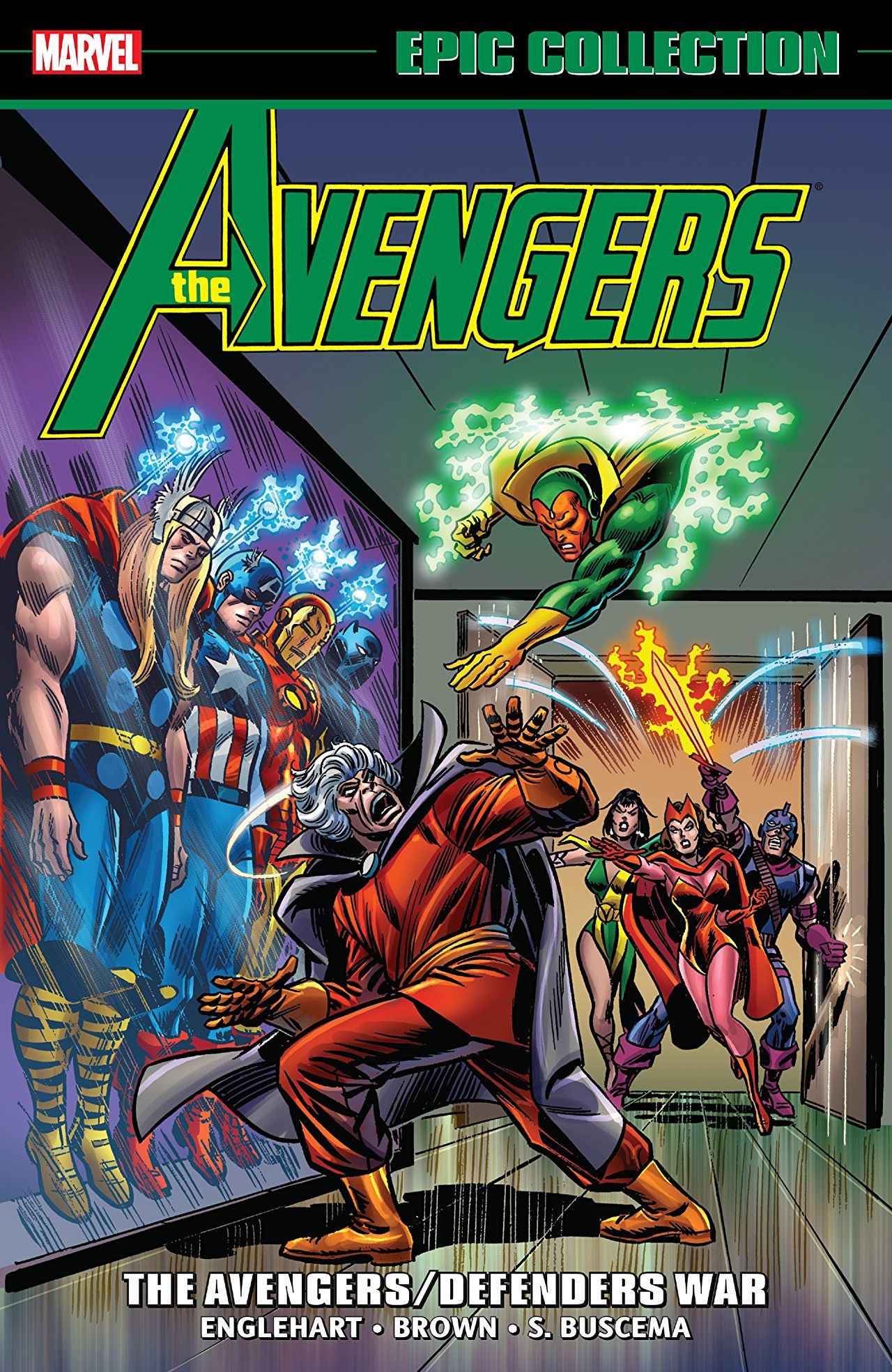 Epic Collection: Avengers Vol 1 7