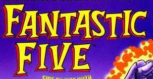 Fantastic Five: The Final Doom TPB Vol 1