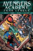 Fear Itself Avengers Academy TPB Vol 1 1