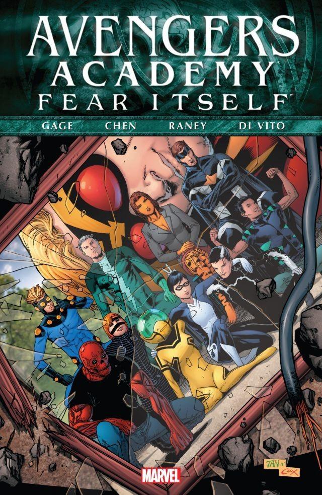 Fear Itself: Avengers Academy TPB Vol 1 1