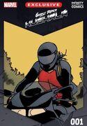 Ghost Rider Kushala Infinity Comic Vol 1 1