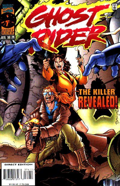 Ghost Rider Vol 3 74