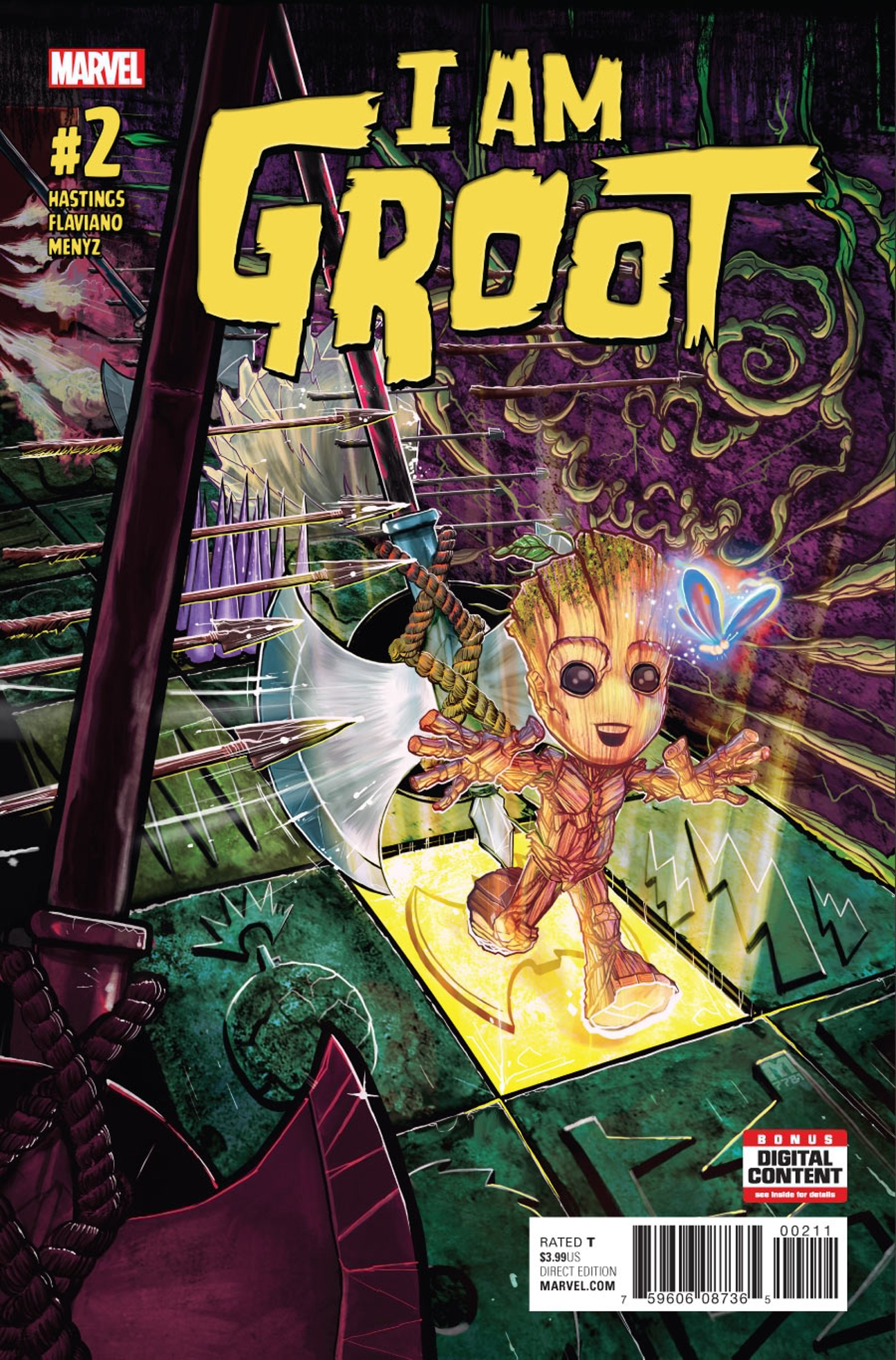 I Am Groot Vol 1 2