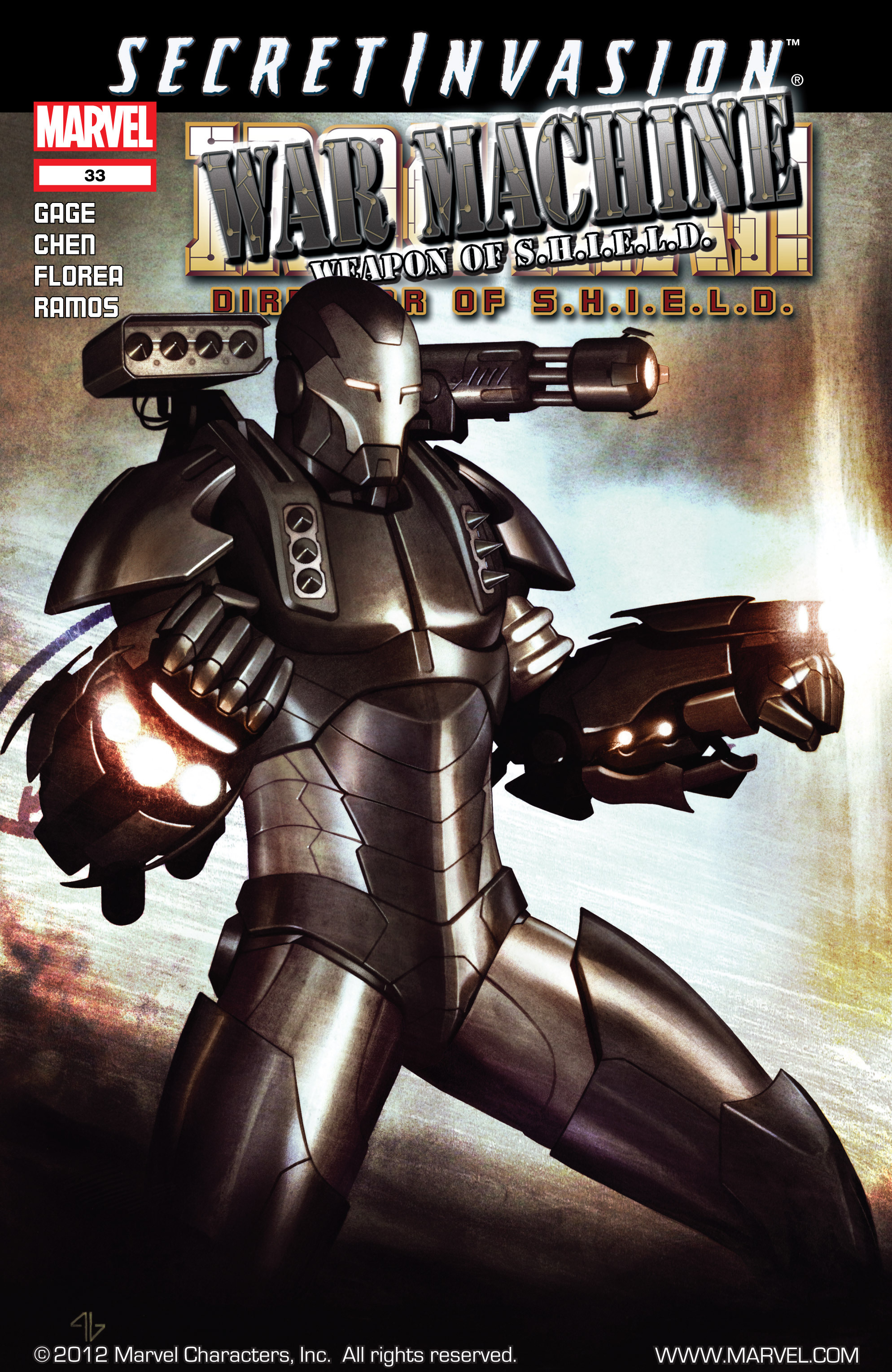 Iron Man: Director of S.H.I.E.L.D. Vol 1 33