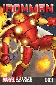 Iron Man Fatal Frontier Infinite Comic Vol 1 3