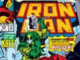 Iron Man Vol 1 279
