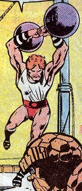 Jack Baker (Earth-616)