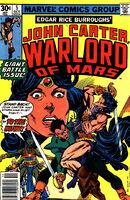 John Carter Warlord of Mars Vol 1 5