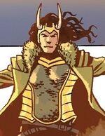 Loki Laufeyson (Ikol) (Earth-TRN664)