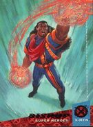 Lucas Bishop (Earth-1191) from 1994 Ultra X-Men (Trading Cards) 001