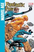 Marvel Age Fantastic Four Vol 1 8
