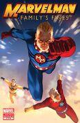 Marvelman Family's Finest Vol 1 3