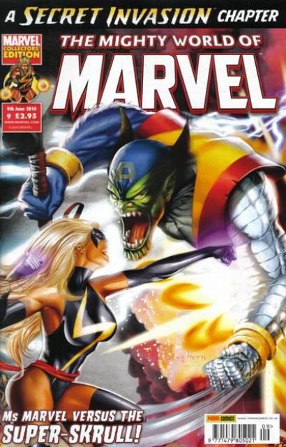 Mighty World of Marvel Vol 4 9