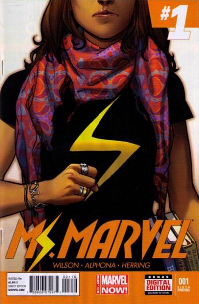 Ms. Marvel Vol 3 1 6th Printing Variant.jpg