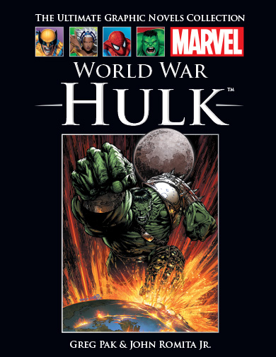 Official Marvel Graphic Novel Collection Vol 1 55