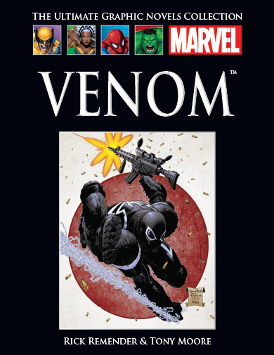 Official Marvel Graphic Novel Collection Vol 1 68