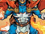 Peter Rogers (Warp World) (Earth-616)