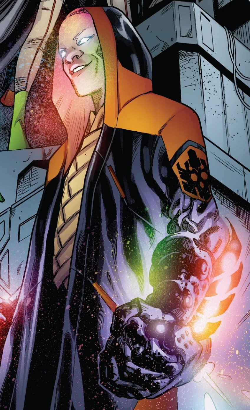 Prism (Majesdanian) (Earth-616)