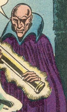 Raksos B'Quen (Earth-616)