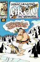 Sergio Aragonés Groo the Wanderer Vol 1 94