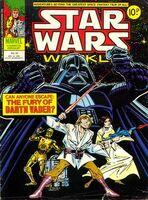 Star Wars Weekly (UK) Vol 1 42