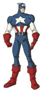 Steven Rogers (Earth-11052)
