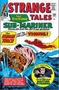 Strange Tales Vol 1 125