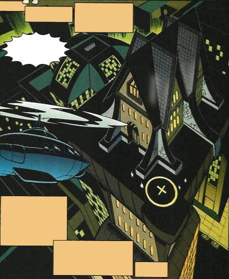 Technomancer Corporation (Earth-616)