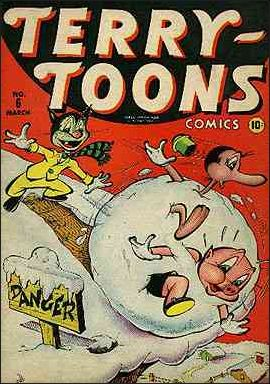 Terry-Toons Comics Vol 1 6