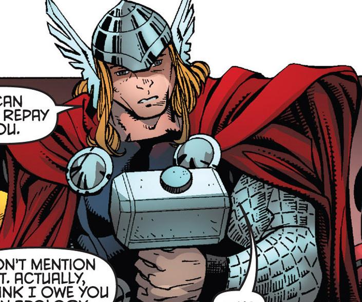 Thor Odinson (Earth-14110)