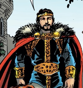 Uther Pendragon (Earth-616)