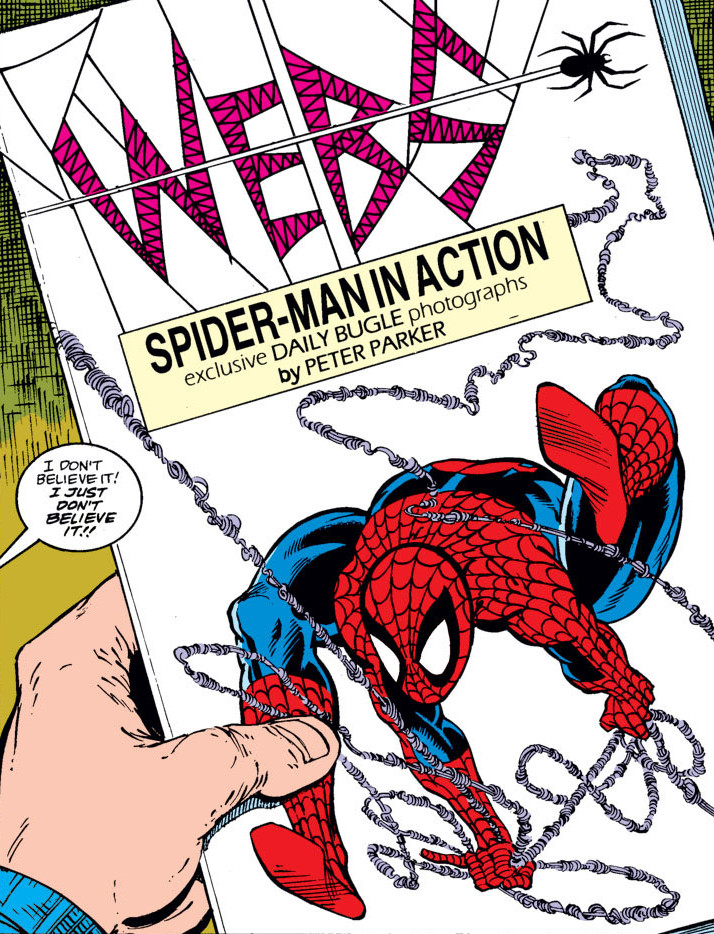 Webs (Book)/Gallery