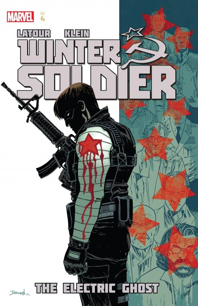 Winter Soldier TPB Vol 1 4: Electric Ghost