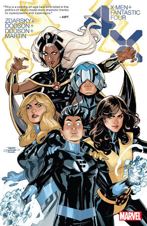 X-Men Fantastic Four 4X Vol 1 1.jpg