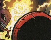 Zzzax (Project Doppelganger LMD) (Earth-616) from Spider-Man Deadpool Vol 1 33 001.jpg