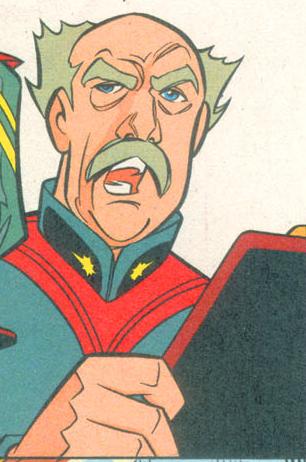 Admiral (Xandarian) (Earth-616)