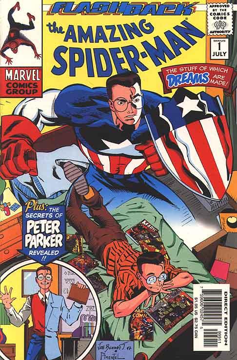 Amazing Spider-Man Vol 1