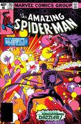 Amazing Spider-Man Vol 1 203