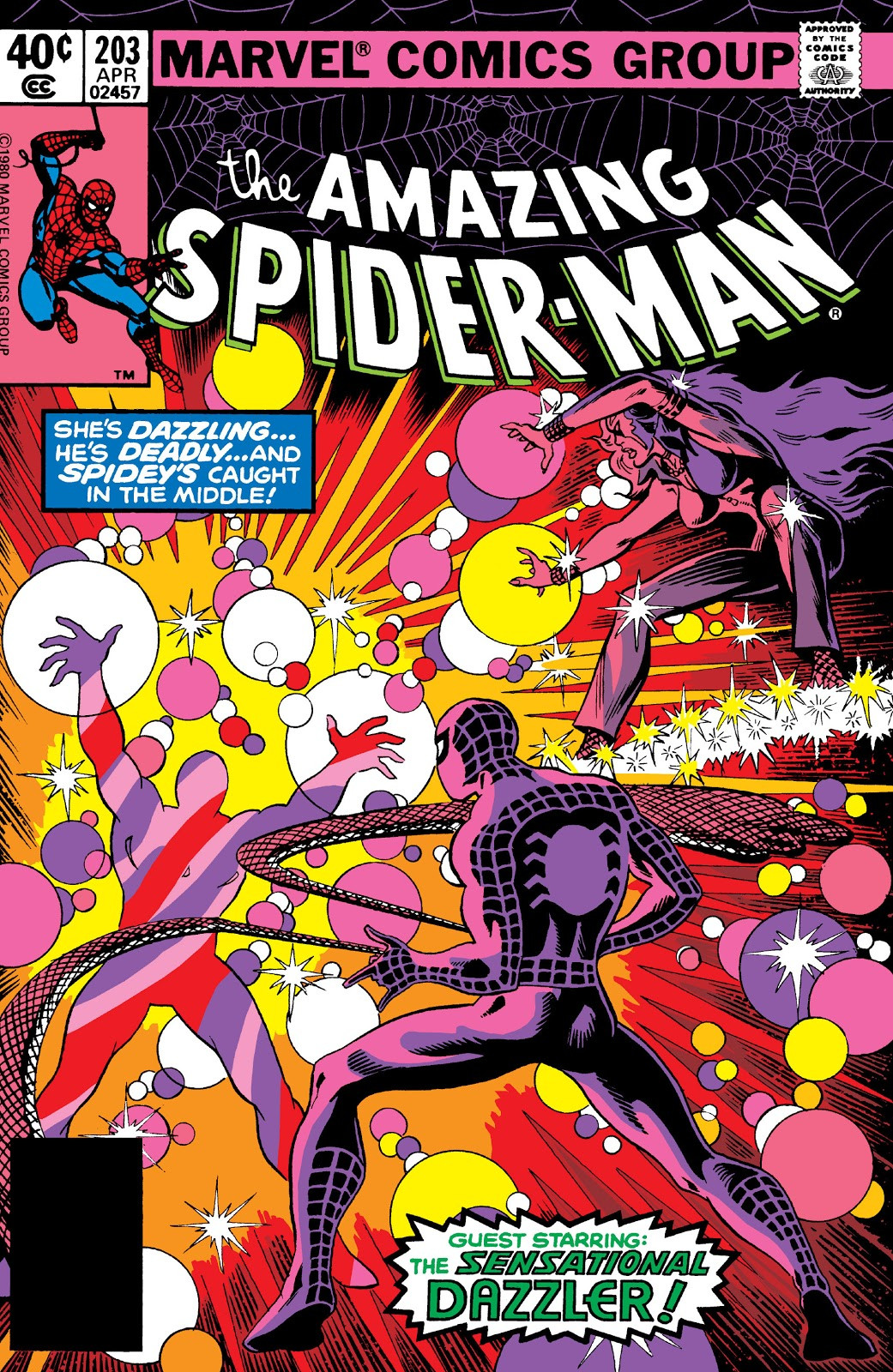 Amazing Spider-Man Vol 1 203