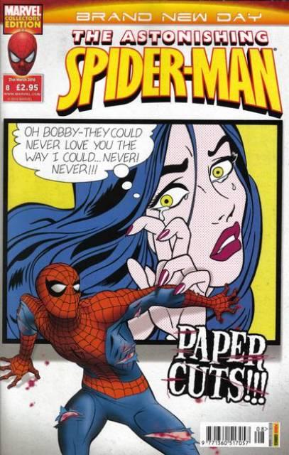 Astonishing Spider-Man Vol 3 8