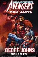 Avengers Red Zone TPB Vol 1 1