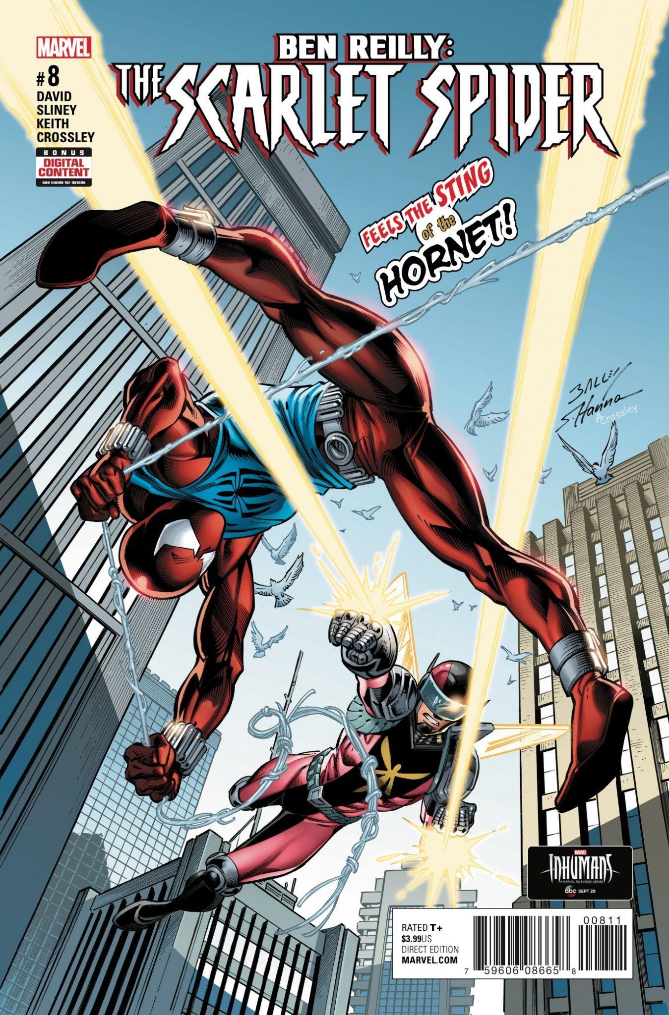 Ben Reilly: Scarlet Spider Vol 1 8