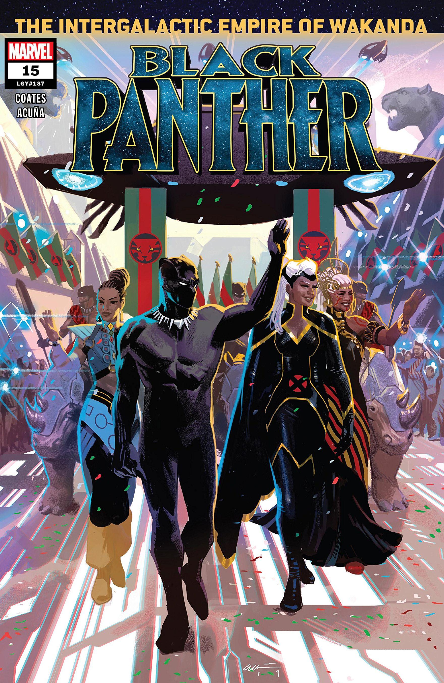 Black Panther Vol 7 15
