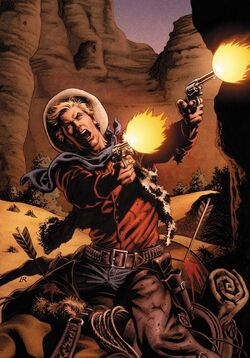 Blaine Colt (Earth-616) from the cover to Kid Colt One-Shot Vol 1 1.jpg