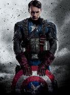 Captain America The First Avenger poster 004 textless