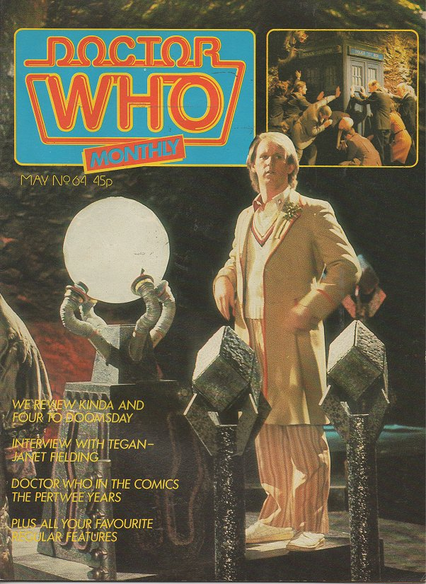 Doctor Who Monthly Vol 1 64