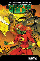 Fall of the Hulks The Savage She-Hulks Vol 1 1
